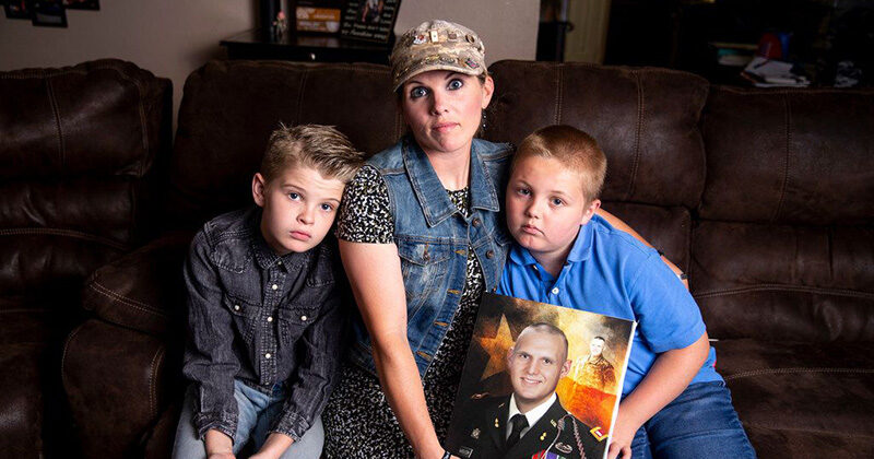 Dallas Morning News: A tax glitch dinged this Gold Star family in Wylie, along with many others. Congress is working on a fix.